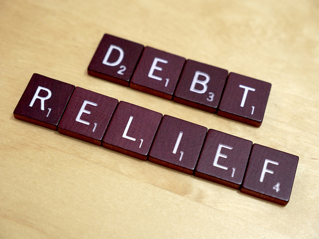 Government Grants For Debt Relief
