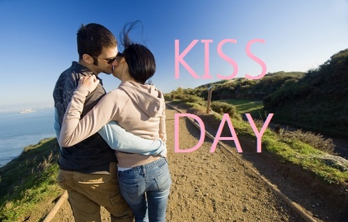 Happy Kiss Day Photos 2017