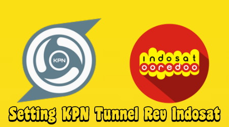 Setting Kpn Tunnel Revolution Indosat Internet Gratis 1