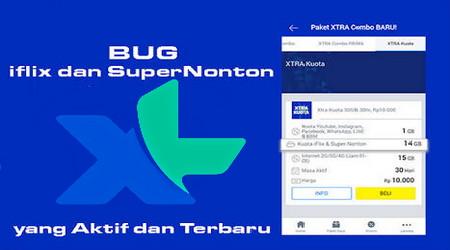 Bug Xl Iflix Dan Supernonton Xl Yang Masih Aktif 1
