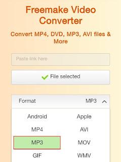 Cara Mengubah Video ke MP3 di Android Tanpa Aplikasi 2