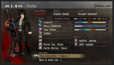 game God Eater 2 ISO CSO Patch English V1.4 For PPSSPP Android