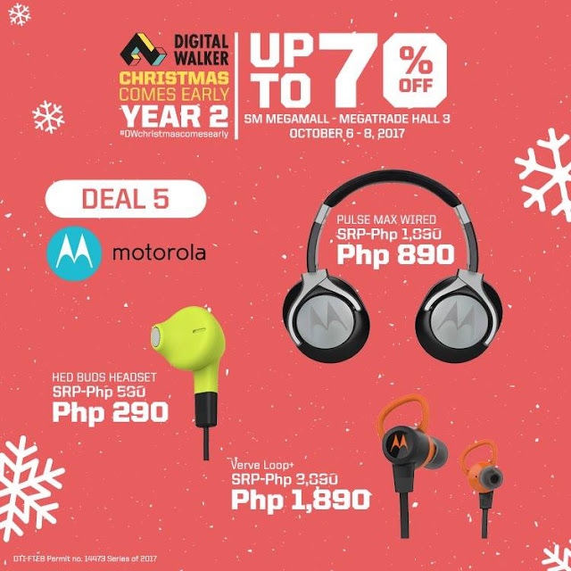 The Phenomenal Mama Christmas Comes Early With Digital Walker 2017