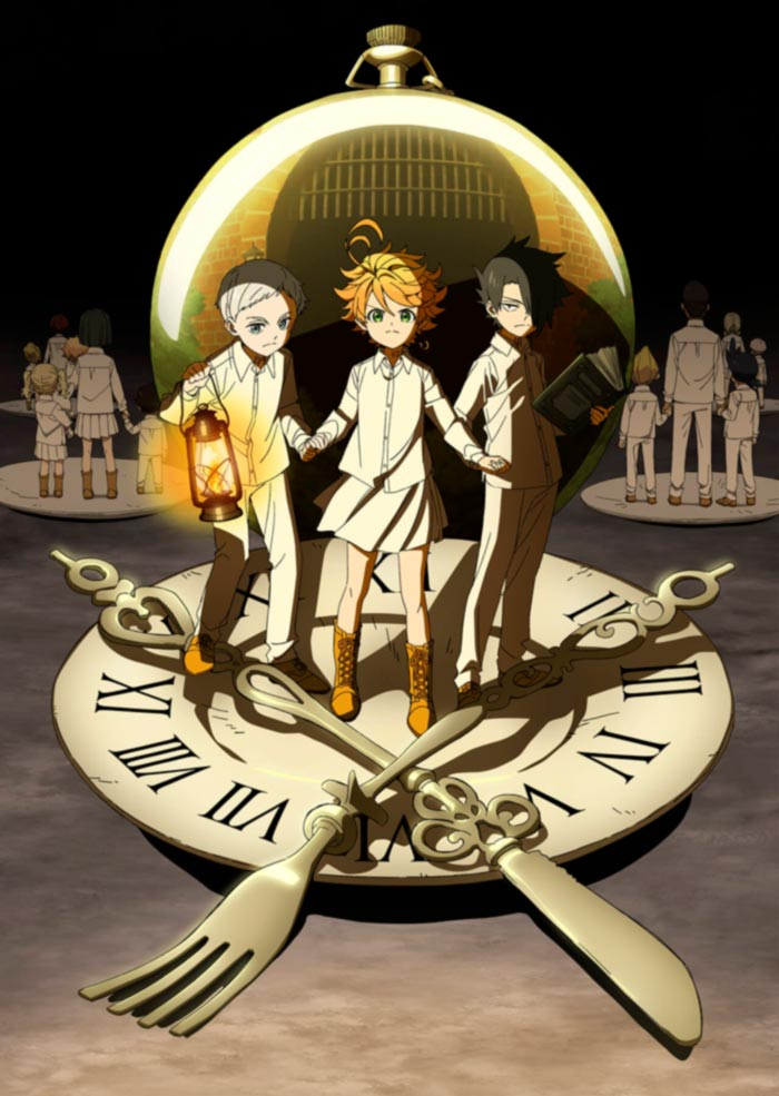 The Promised Neverland anime