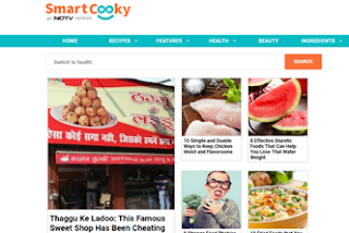 Best 15 sites for tasty food recipes streaming food foodndtv is an amazing site with a great database full of online recipes and that includes desserts eat healthy and read the latest news about food forumfinder Choice Image