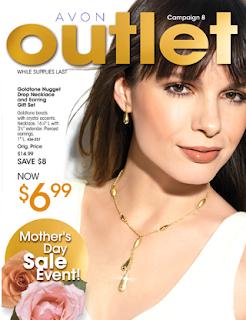 Avon Catalogs Campaign 8 2013