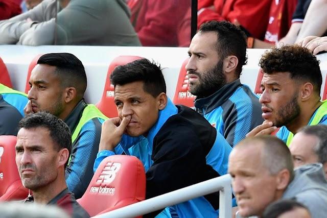 Liverpool 4-0 Arsenal: As jornadas humilhantes insistem em nos assombrar
