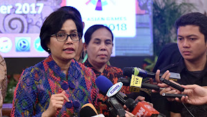 Sri Mulyani Cairkan Uang Untuk Gaji PNS Yang Naik Sebanyak Rp2,66 Triliun Bulan Depan