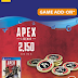 Apex Legends 2150 Coins PS4 (Germany)