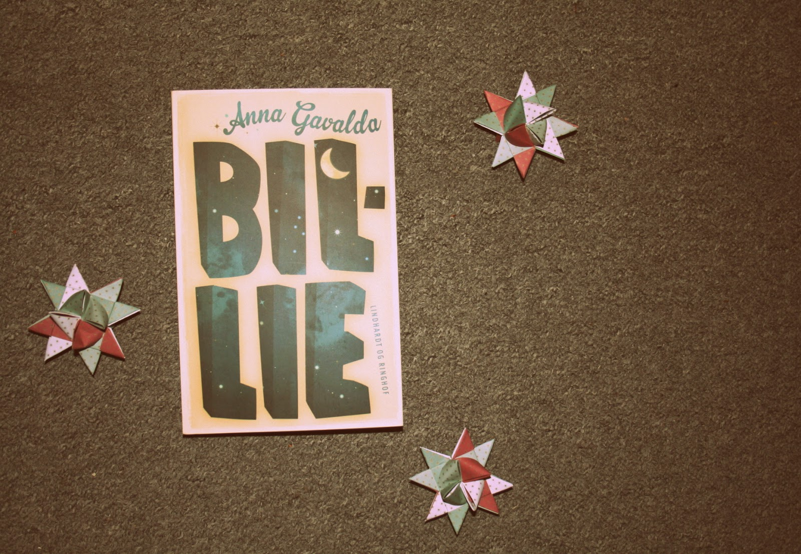 Billie af Anna Gavalda
