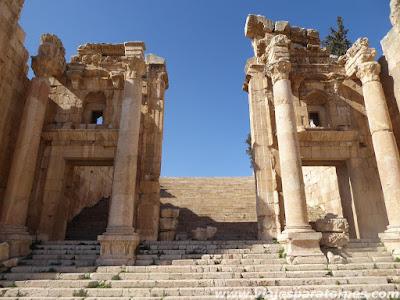 Viaje a Jordania, 4º parte. Jerash, Wadi Rum y sugerencias