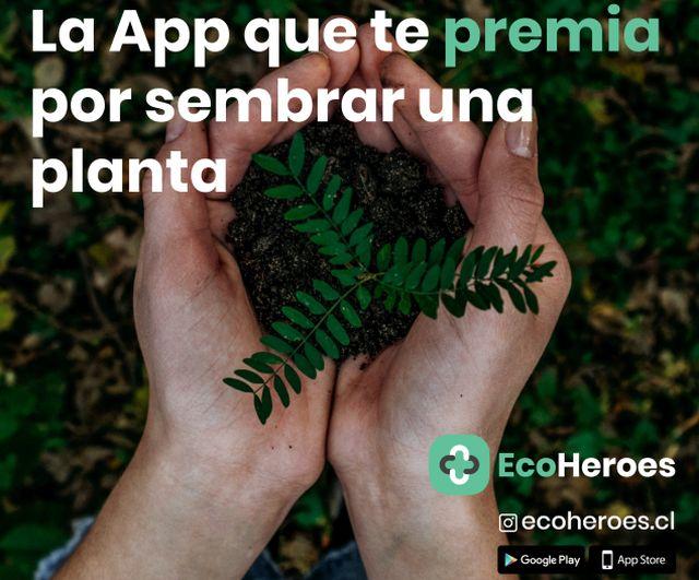 EcoHéroes, la App que recompensa a quienes reciclan y cuidan el medioambiente