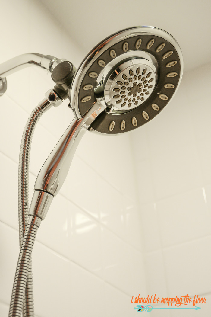 Delta Linden Shower Head
