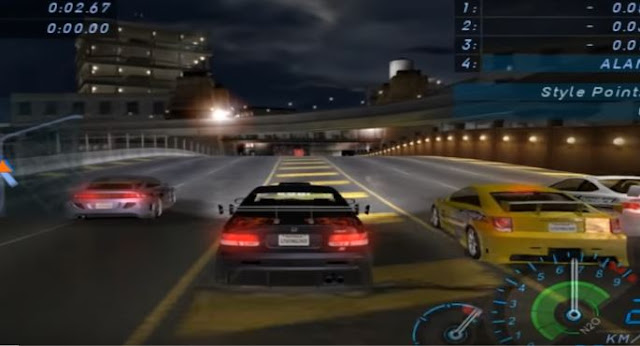Need For Speed Underground PC Game Download Complete Setup Direct Download Link