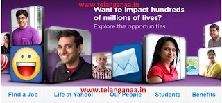 Yahoo Recruitment 2016-2017 For-Freshers