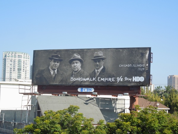 Boardwalk Empire season 4 billboard