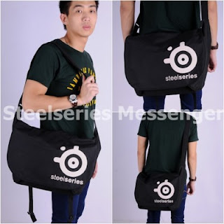 Gaming Bag - Tas MESSENGER - Steelseries