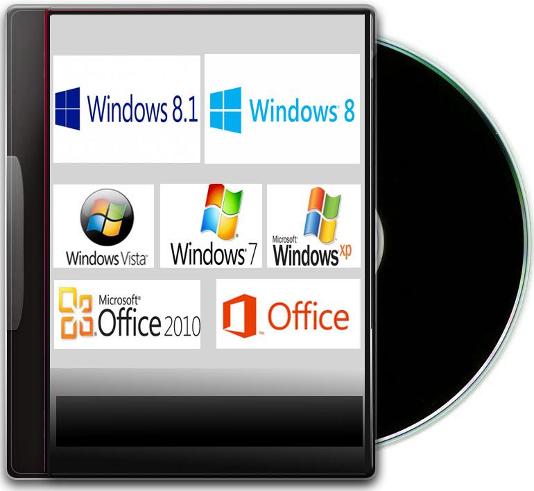 Tổng hợp LINK tải bộ cài đặt nguyên bản các phần mềm của Microsoft