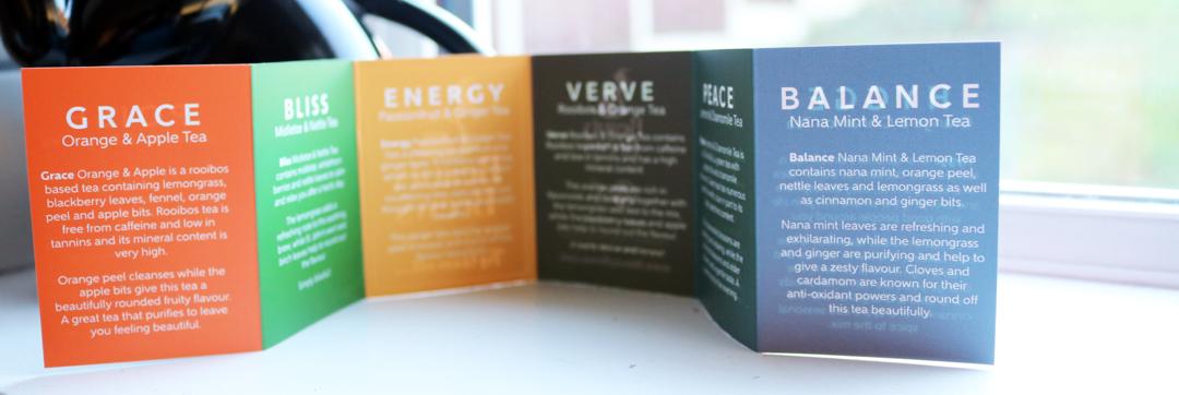 Beauty Brews Organic Teas review
