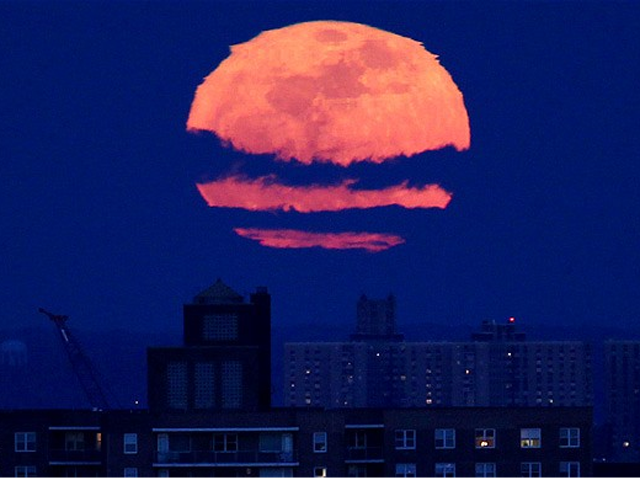 The 'Supermoon' Will Make Its Appearance On Monday for the First Time In 68-Years!