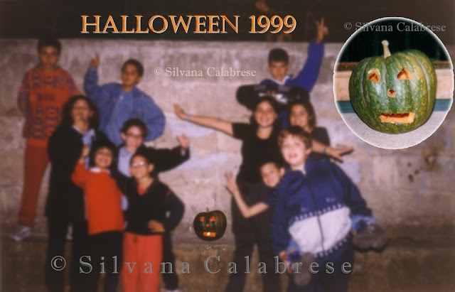 My first carving was on October 31, 1999.  When I was 12 I made my personal Jack-o'-lantern.