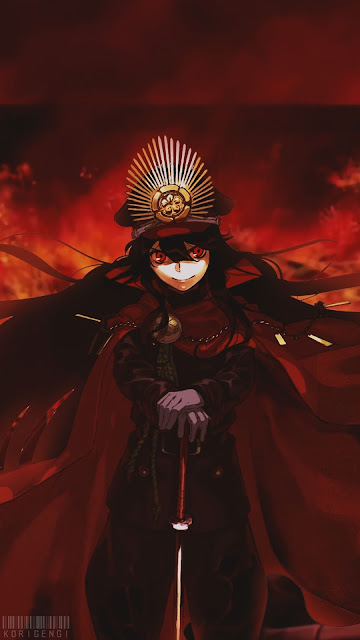 Oda Nobunaga Fate/Grand Order wallpaper