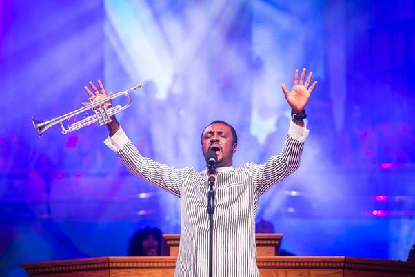 Nathaniel Bassey talks to CNN about #HallelujahChallenge