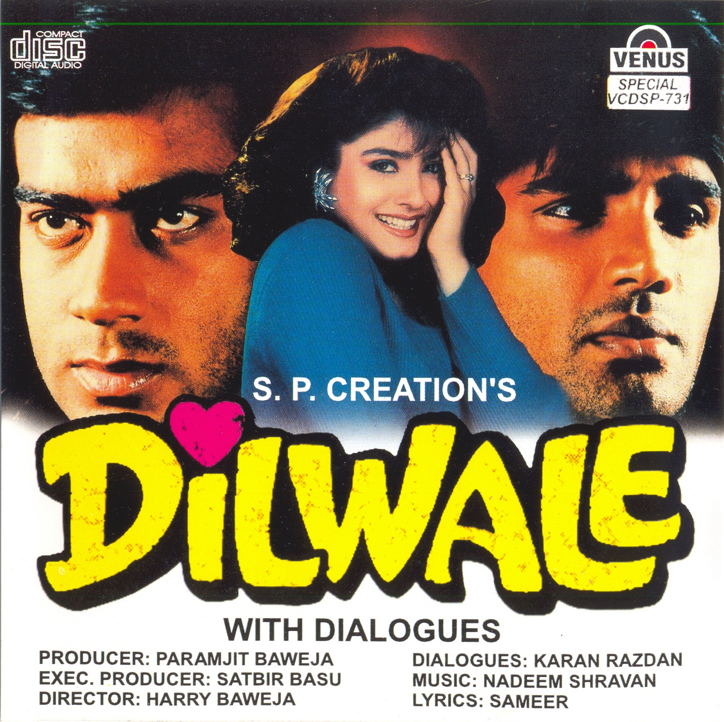 Dilwale (1994) | Adil Collection