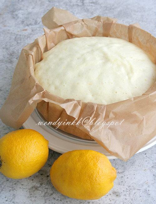 how to make soft fluffy steamed sponge cake