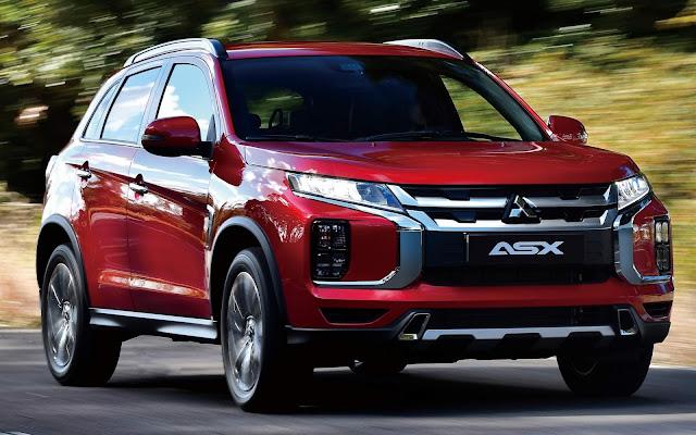 Novo Mitsubishi ASX 2019