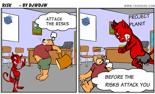 Projects - Attack the Risks before the Risks Attack You