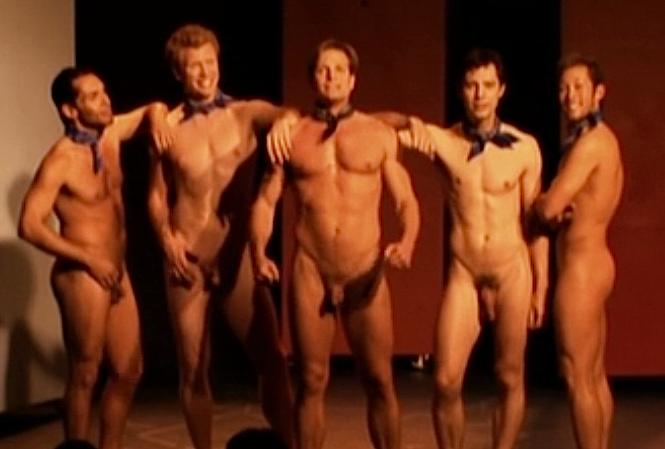 Nude Male Revue