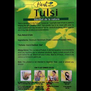 La máscara para los cabellos del aceite de sésamo