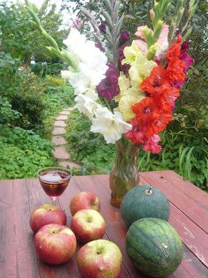 садовый урожай
