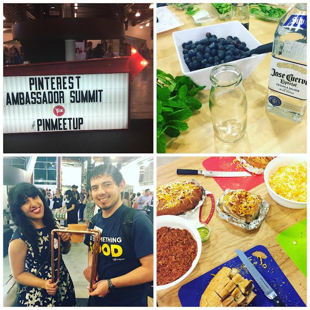 Pinterest Ambassador Summit #PinMeetUp