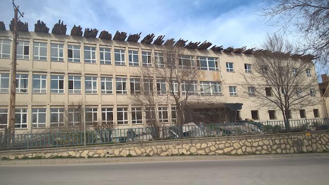 Kastamonu Dr. Münif İslamoğlu Hastanesi yıkılmaya hazırlanıyor...