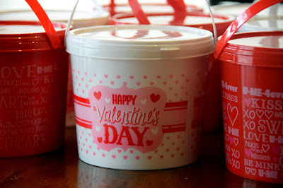 DIY Classroom Farkle for Valentine's Day craft