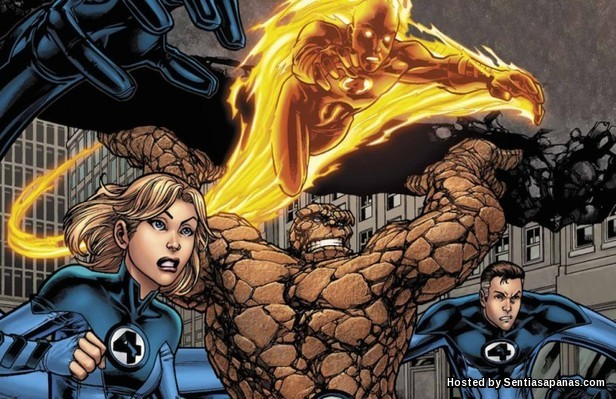 The Fantastic Four (20th Century Fox)