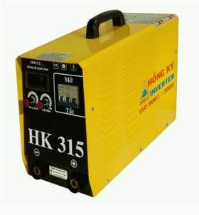 Hình ảnh máy hàn que Hồng ký HK 315