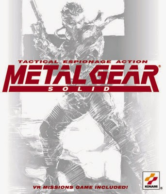 Metal Gear Solid 1 PC Full Descargar [MEGA]