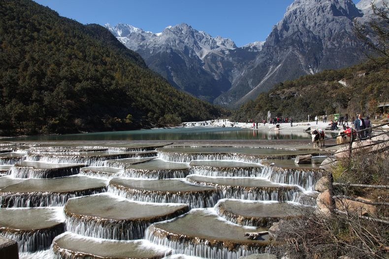 White Water Terraces of Shangri-la, China 6