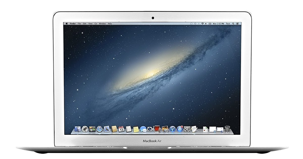 end amazon deal of the day 23 off apple macbook air 13 3 inch laptop. Black Bedroom Furniture Sets. Home Design Ideas