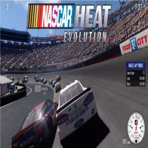 NASCAR Heat Evolution setup download softonic