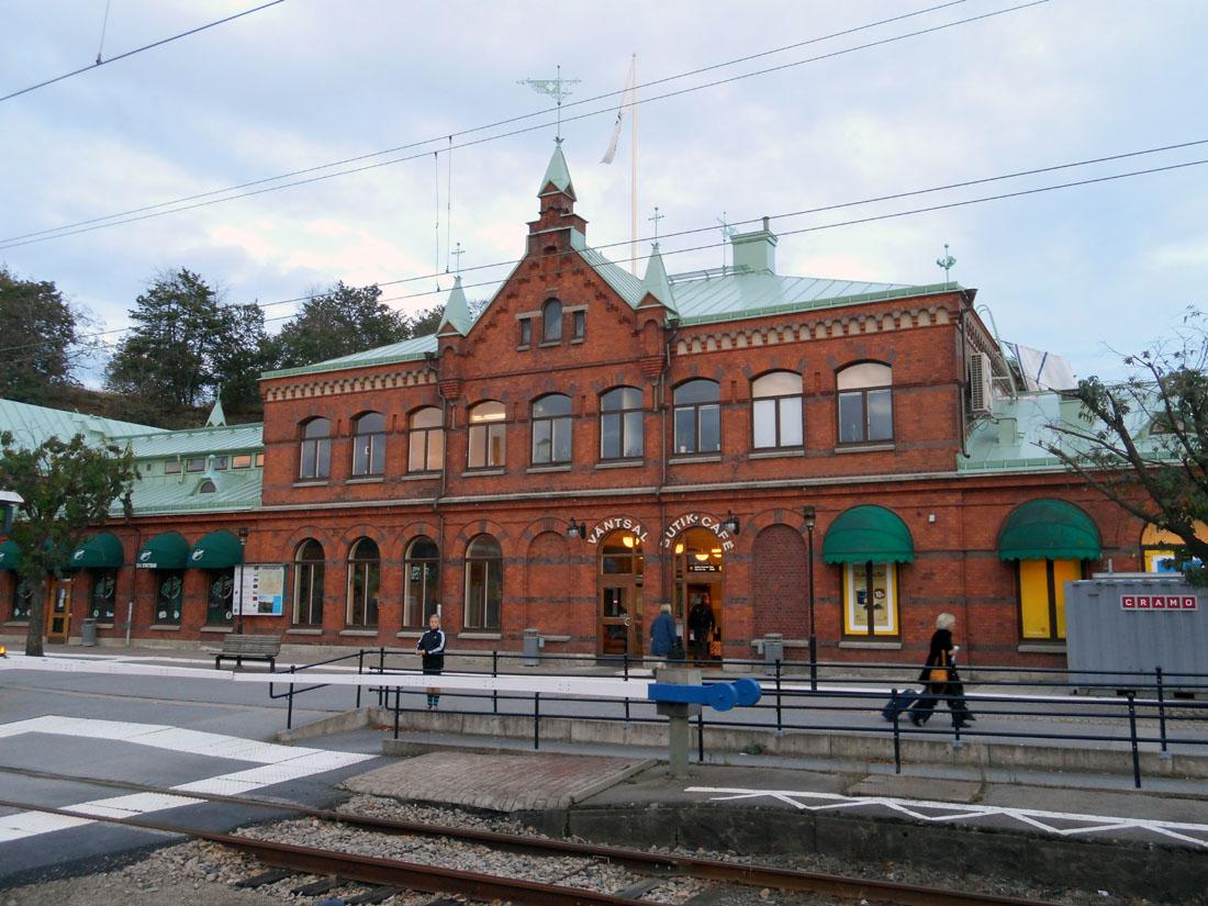 La stazione di Borås
