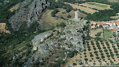 Castelo de Penas Roias