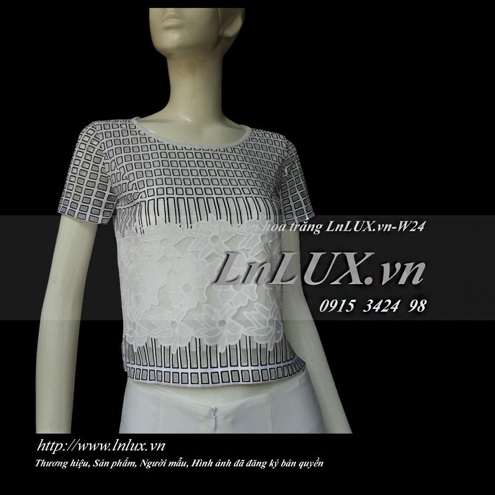 ao-croptop-jen-cotton-hoa-trang-lnlux-w24-co-tay