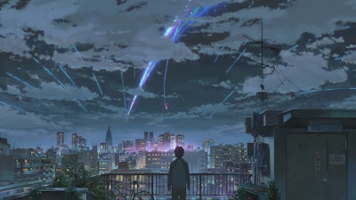 Sinopsis dan Review Anime Your Name (Kimi No Na Wa)