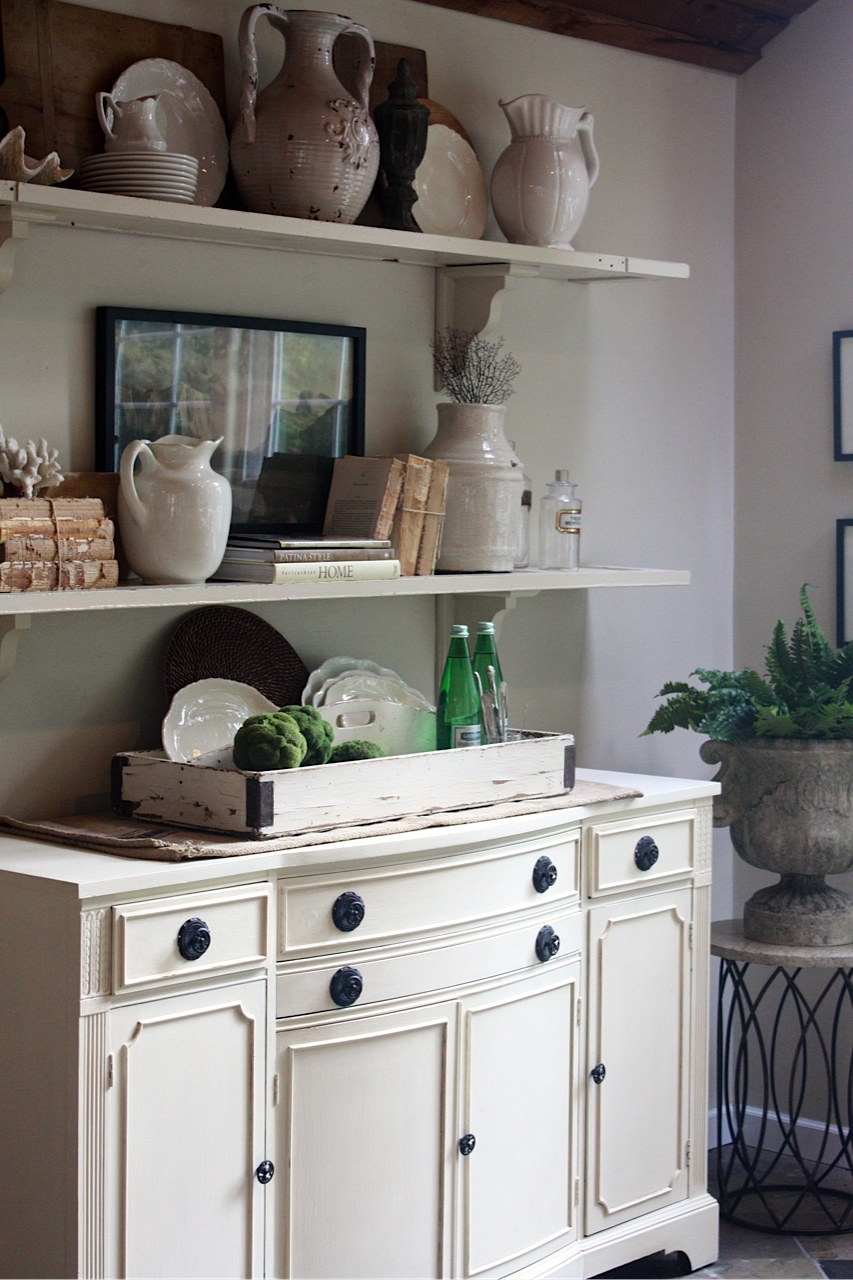 My Sweet Savannah: ~dining Room Shelving {styled}~