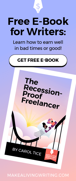Free E-Book for Writers