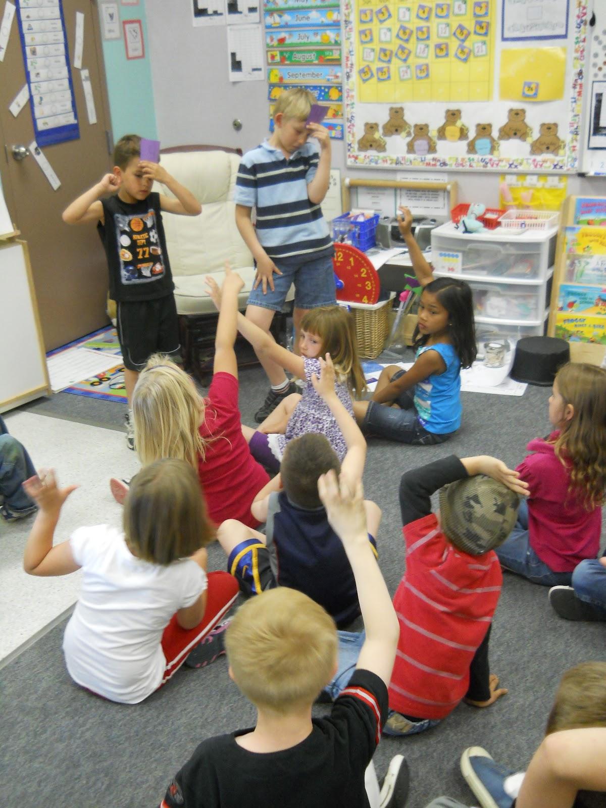 Mrs T S First Grade Class Mystery Addends